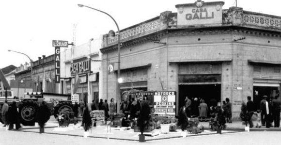 Fotos Historicas Ciudad De Chacabuco