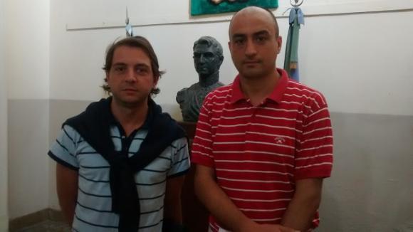 Conferencia de Prensa – Darío Ciminelli y Mariano Cámera