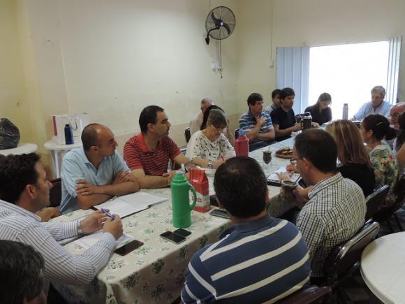 Reunión de gabinete en Castilla