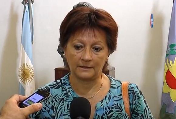 Conferencia de prensa de la secretaria de Desarrollo Social