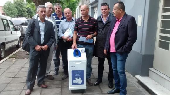 Chacabuco contaría con uno de los cuatro Polos Industriales de Reciclado que se crearán en Argentina
