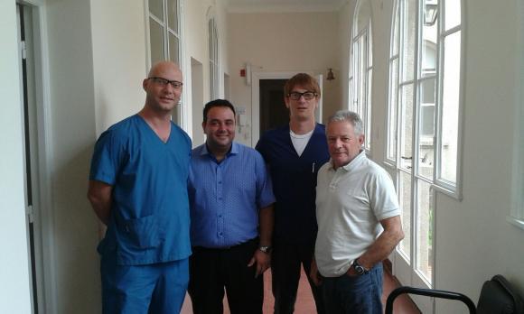 Serritella dio detalles sobre las actividades realizadas desde el área de Salud