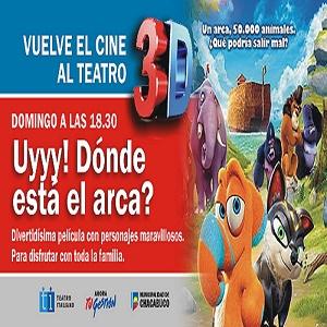 Espacio INCAA: Vuelve el Cine 3D