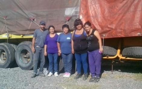 Cooperativa Chacabuco La Verde hace su primera venta a la CABA