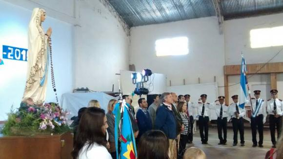 Castilla festejó sus 131º aniversario