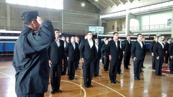 Quedó inaugurada oficialmente la Escuela de Formación de Policía Local