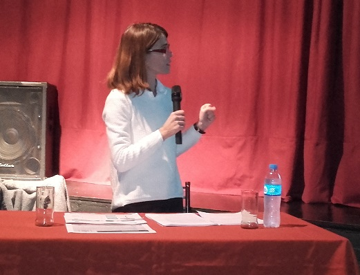 EAC: charla medioambiental