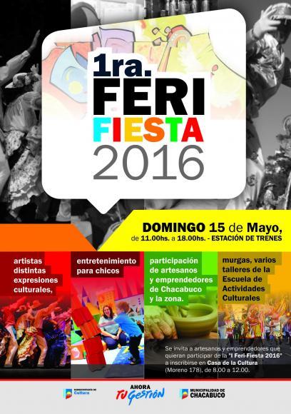 La subsecretaría de Cultura invita a la Primera Feri Fiesta