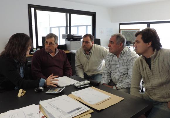 Apertura de ofertas, obra «Cuenca Noroeste – Ramal I