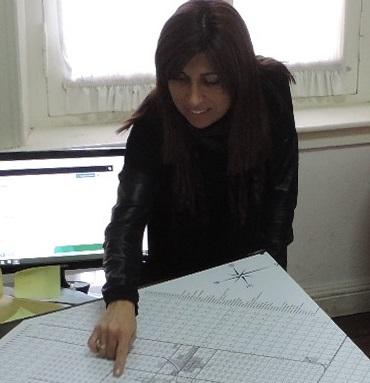 """Cecilia Gabrielli: """"necesitamos que confíen en la gestión, en la asignación de los recursos que el Municipio está haciendo"""""""