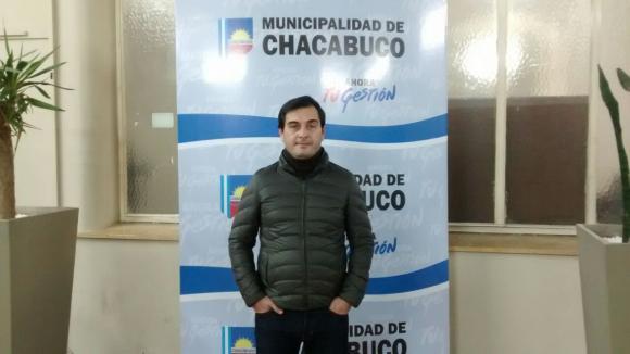 Conferencia de prensa del funcionario, Mario Dicundo