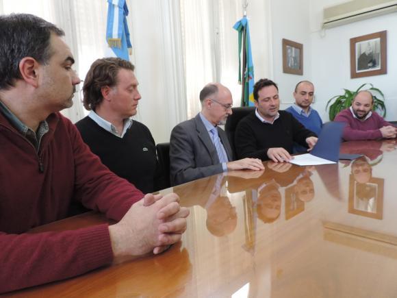 """La empresa española """"Hidalgo´s Group"""" se instala en Chacabuco"""