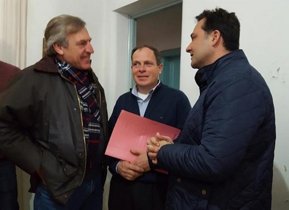 Asumió oficilamente el nuevo delegado de Castilla