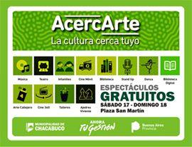 AcercArte: La cultura en tu ciudad