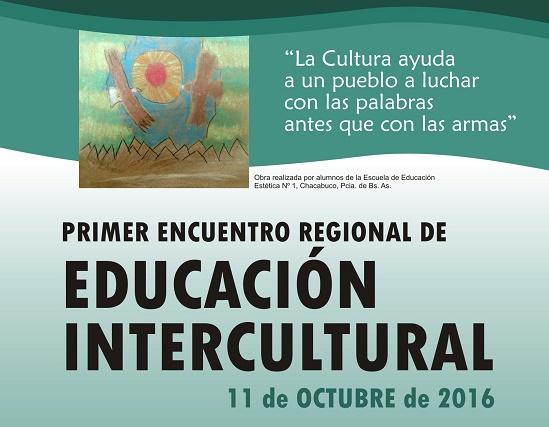 Primer Encuentro Regional de Educación Intercultural