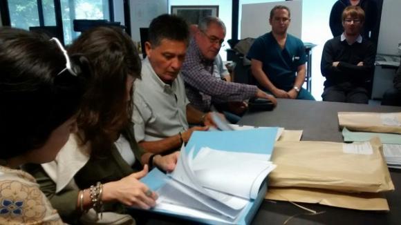 Nueva Guardia del Hospital: apertura de ofertas