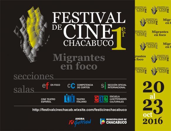 """Chacabuco tiene su primer """"Festival de Cine"""""""