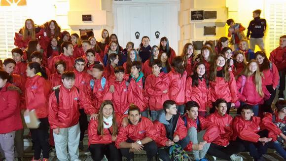Milagros Marveggio: «estamos felices de poder representar a Chacabuco»