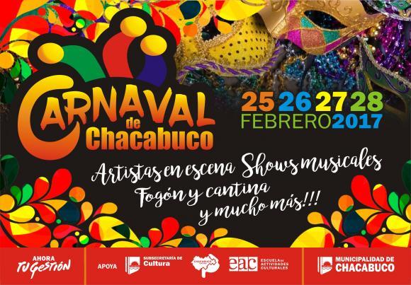 Se viene el Carnaval 2017