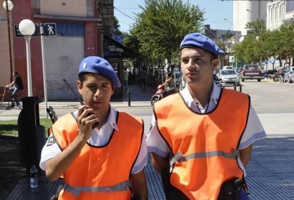 Policía Local: Ciminelli dio un panorama de la nueva fuerza