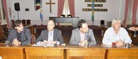 «Hidalgo's Group»: avance de obra de la empresa que se radicará en Chacabuco