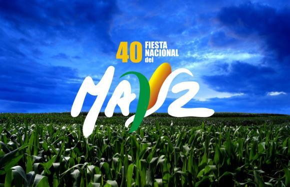 40 Fiesta Nacional del Maíz, del 11 al 14 de mayo