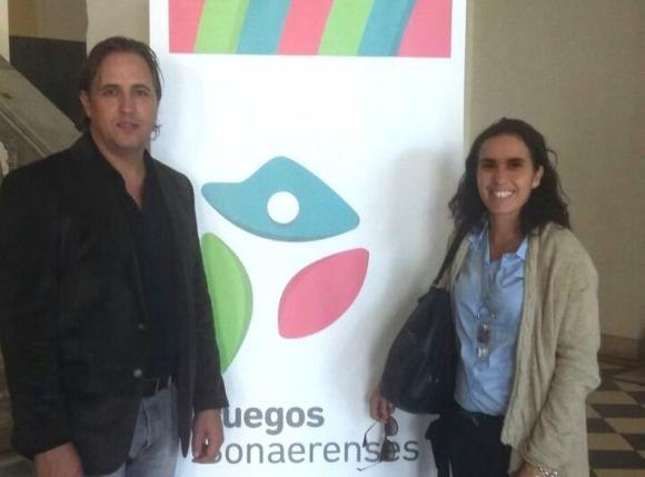 Juegos Bonaerenses 2017: presentación oficial en La Plata