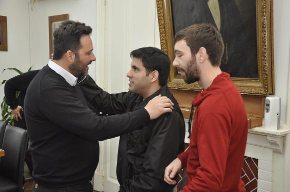 Nuevos jóvenes se incorporan al programa nacional «Promover»