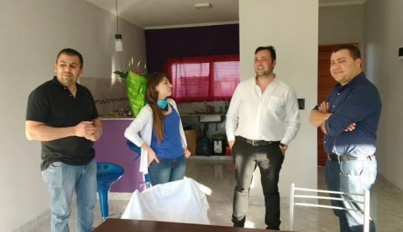Visita al barrio ProCreAr