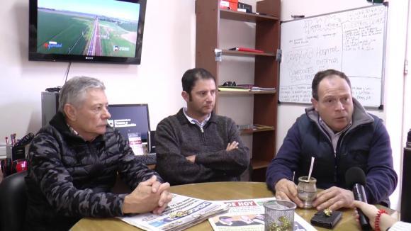 30 de octubre de 2016: Un año atrás, los vecinos de las localidades eligieron a sus Delegados Municipales