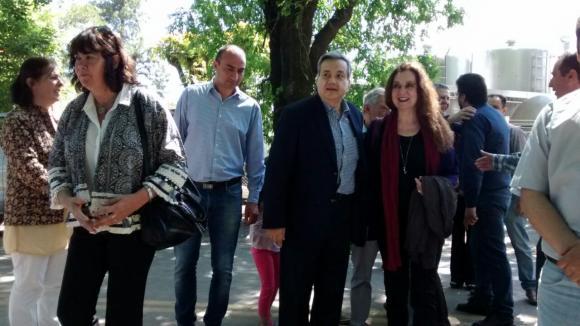O'Higgins: visita del Cónsul Chileno