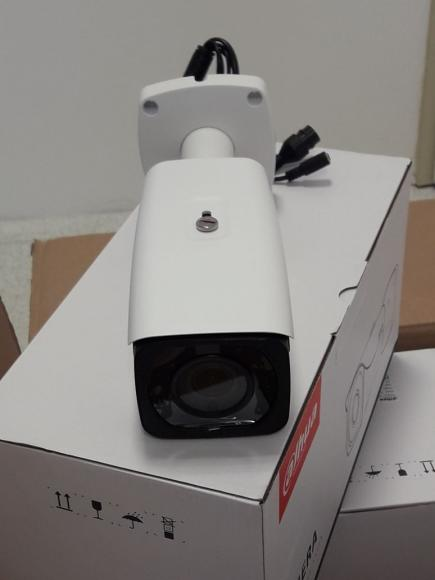 COM: instalación de cámaras lectoras de patentes