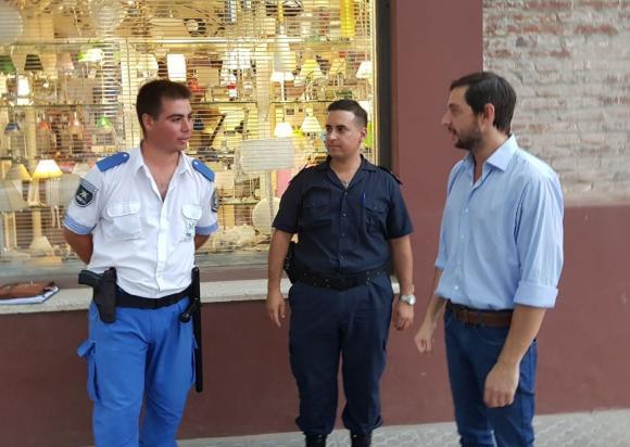 Fue detenido el protagonista de la serie de arrebatos tras un nuevo exitoso operativo policial
