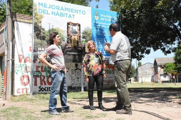 Rodríguez Juliá continúa con su recorrido por las obras