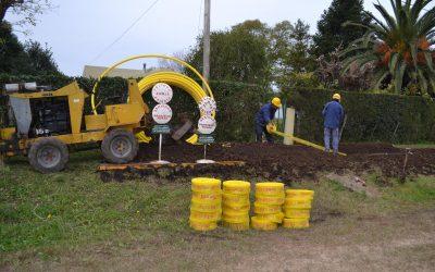 Gas, cloacas y agua potable para la localidad de Rawson