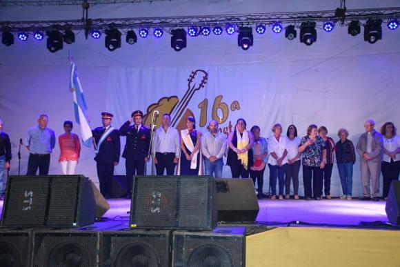 XVI Fiesta Provincial de la Empanada en O'Higgins