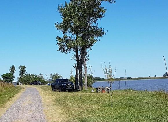Operativos en la Laguna de Rocha