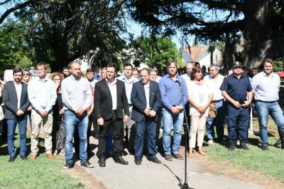 Castilla conmemoró su 133º Aniversario