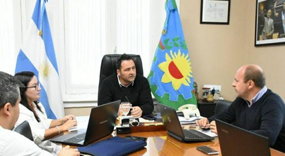 Marchesse y Orisini en funciones de Gobierno