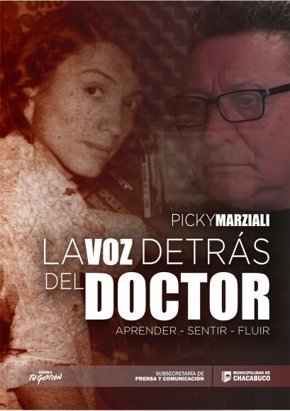 Ciclo Historias de Vida: se viene Picky Marziali