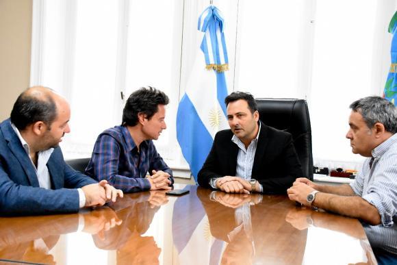 Provincia y Municipio firmaron convenio para infraestructura escolar
