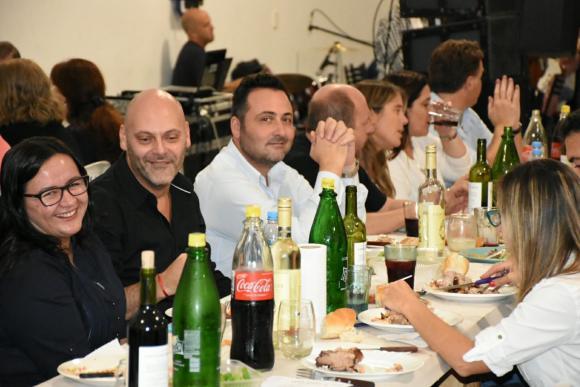 El Intendente Municipal acompañó a ALPI en su 60 Aniversario