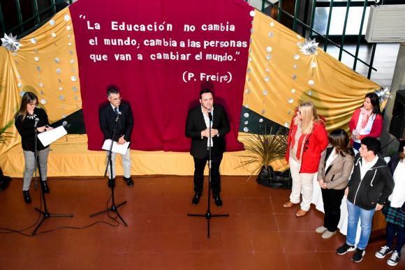 Colegio Nacional, 75 años de formación y compromiso