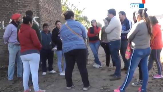 """Plan Integral para el barrio """"Alcira de la Peña"""""""