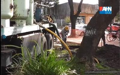 Obras Sanitarias: buscan realizar un nuevo pozo de agua
