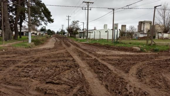 Autoridades municipales recorrieron la obra de la Cuenca D