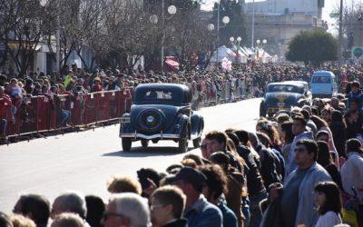 (DÍA 3: ANIVERSARIO CHACABUCO) Unas 40 mil personas disfrutaron de tres días festivos con diversidad de propuestas