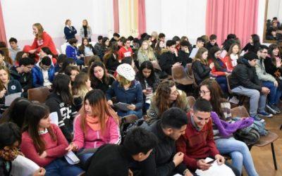 Parlamento Juvenil del Mercosur 2018: jóvenes como motor del cambio