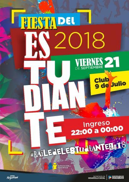 """Festejos por el """"Día del Estudiante"""""""