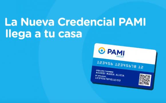 PAMI comenzó a entregar sus nuevas credenciales